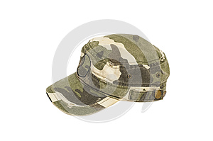 Military Cap Stock Image - Image: 25904071