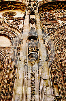 Gothic Decorative Style Royalty Free Stock Photos - Image: 25919778