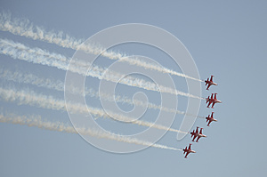 Air Show Royalty Free Stock Images - Image: 25927529