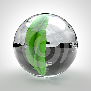 Glass Marble Royalty Free Stock Images - Image: 25934569