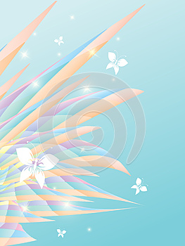Floral Vector Frame. Eps10 Stock Images - Image: 25935124