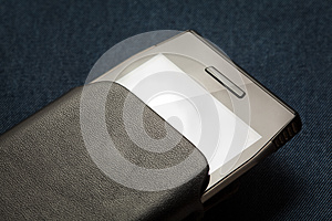 Touch Screen Mobile Stock Photo - Image: 25943150