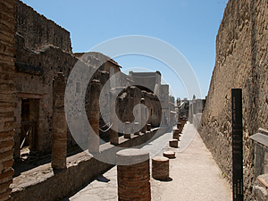 Herculaneum-Italy Royalty Free Stock Photos - Image: 25943548