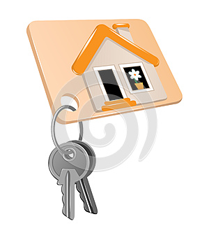 Two Keys Stock Images - Image: 25955214