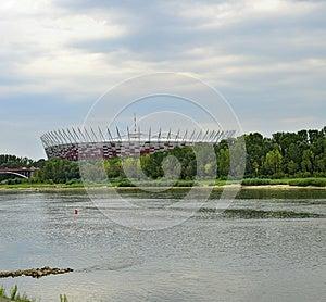 National Stadium Stock Image - Image: 25957951
