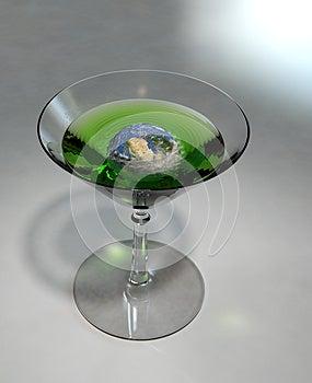 World Drink Royalty Free Stock Photo - Image: 25963695