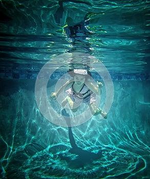 Underwater Stock Image - Image: 25966841