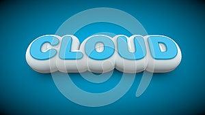 Cloud Stock Image - Image: 25968841
