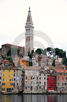 Rovinj, Croatia Royalty Free Stock Photography - Image: 25980407
