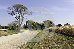 Country Road Stock Photography - Image: 25983802