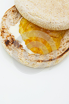 English Muffin Royalty Free Stock Images - Image: 25984779