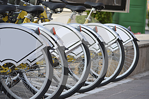 Bicycles Stock Images - Image: 25985024