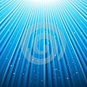 Blue Rays Stock Photo - Image: 25986840