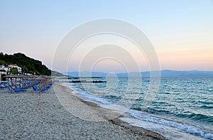 Kalitheea Bar Aegean Royalty Free Stock Photo - Image: 25987855