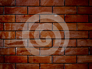 Old Brick Wall Stock Images - Image: 25991044
