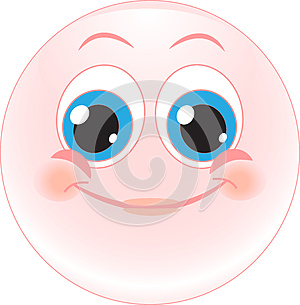 Smile Happy. Emotions. Icon Stock Images - Image: 25994424