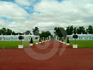Yekaterinksy Palace Stock Photography