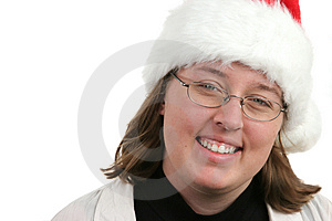 Santas Helper 2 Stock Images