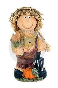 Country Scarecrow Stock Photos