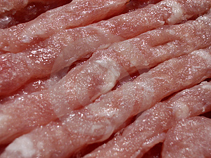 Meat 2 Stock Photography