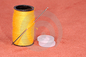 Sewing Items Free Stock Photos