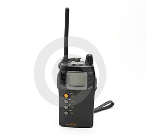 Radio Transmitter  Royalty Free Stock Images - Image: 2603809