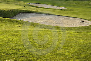 Golfclub Stock Afbeelding - Afbeelding: 2606751