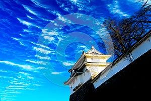 Maizuru Castle Of Kofu, Japan. Royalty Free Stock Images - Image: 26003059