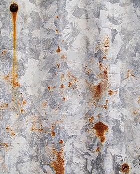 Rust On Corrugated Iron Royalty Free Stock Photo - Image: 26004375