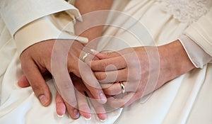 Wedding Rings Stock Image - Image: 26011091
