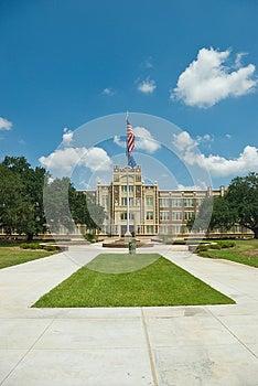 Baton Rouge Magnet High School Royalty Free Stock Photos - Image: 26021088