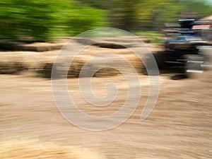 Quad Blurred Royalty Free Stock Photos - Image: 26033918