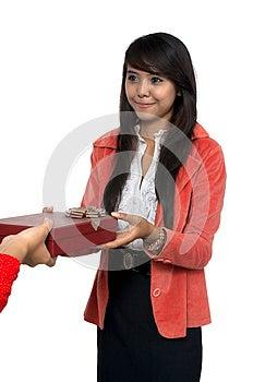 Get Birthday Present Stock Photos - Image: 26039223
