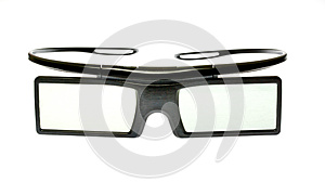 3D Glass Stock Image - Image: 26057591