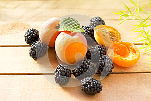 Fresh Fruit Royalty Free Stock Image - Image: 26066106