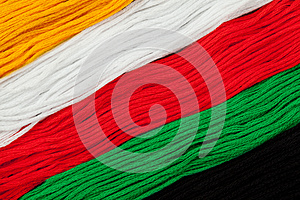 Embroidery Floss (threads) Stock Images - Image: 26071964