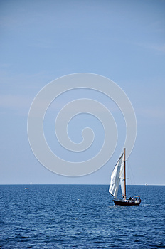 Sailing Boat Royalty Free Stock Photo - Image: 26084495