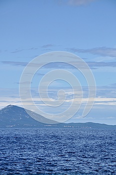 Blue Sky And Sea Royalty Free Stock Photography - Image: 26084507