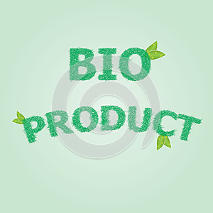 Perfect Badge Made For Your Bio Products Stock Photo - Image: 26088430