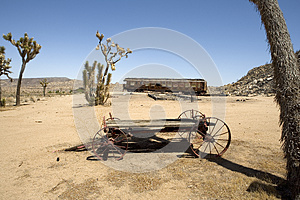 Charred Railroad Car Stock Photo - Image: 26091160