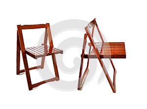 Wooden Chair Royalty Free Stock Photo - Image: 26098625