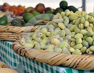 Green Almonds Stock Image - Image: 26099071
