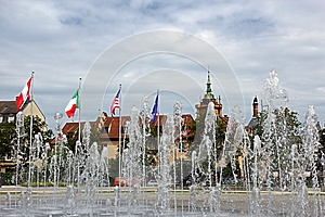 Colmar France Royalty Free Stock Photography - Image: 26101407