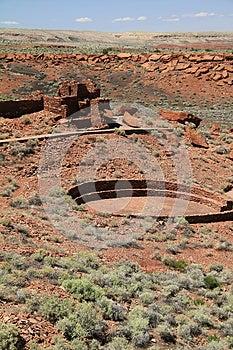 Wupatki Pueblo Stock Photography - Image: 26107512