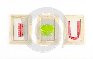 I Love You Stock Photos - Image: 26108013