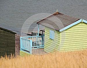 Holiday Beach Hut Stock Photography - Image: 26146862