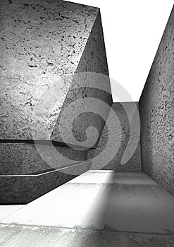Empty Room Royalty Free Stock Image - Image: 26170656