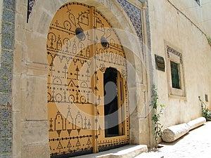 Ornate Door Stock Photography - Image: 26172352