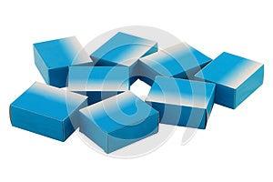 Drug Boxes Royalty Free Stock Photography - Image: 26180167
