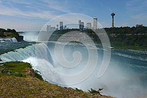 Niagara Falls Royalty Free Stock Photography - Image: 26184897